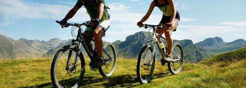 Rutas en bici por la sierra