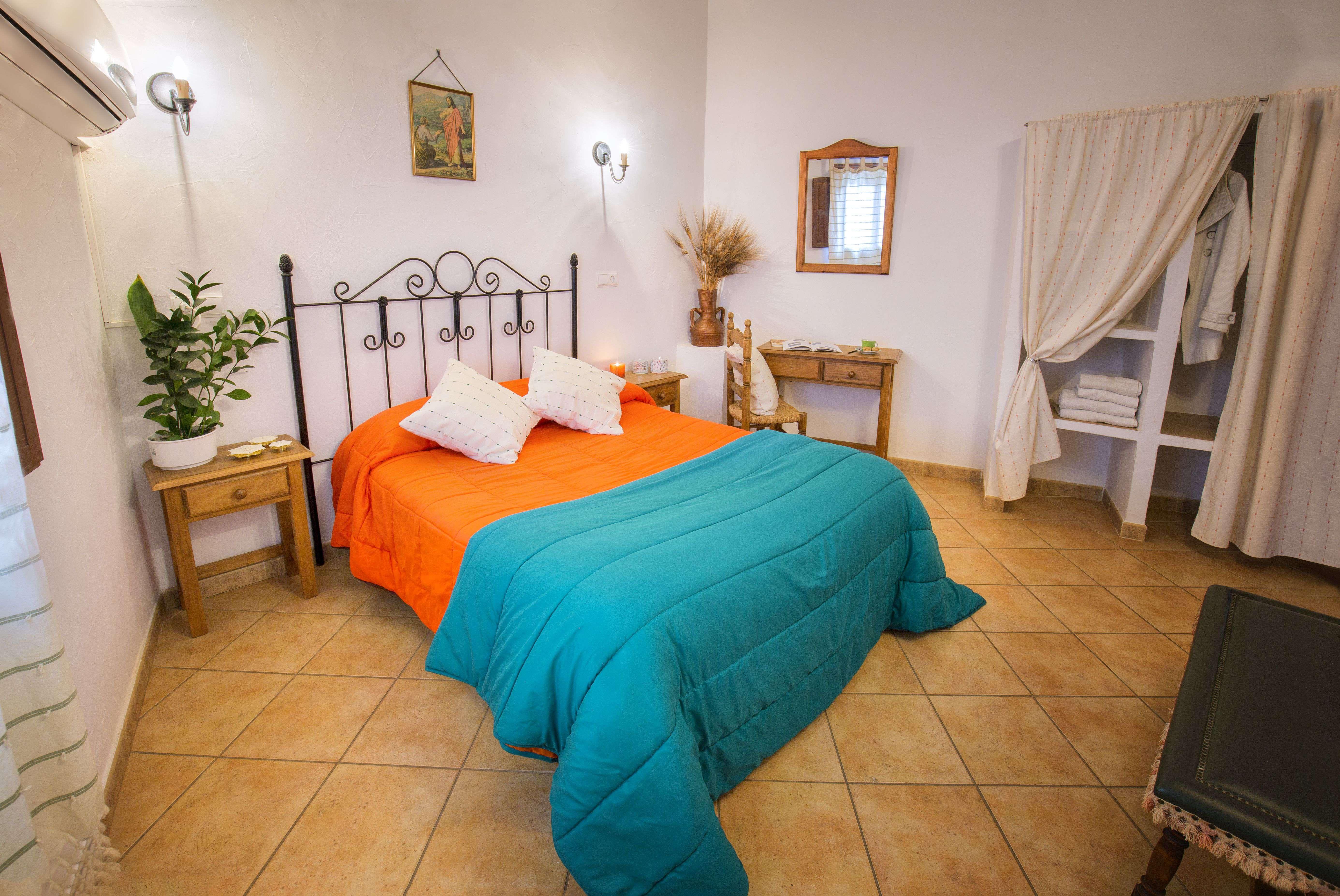 El Pajar - Dormitorio 1-3